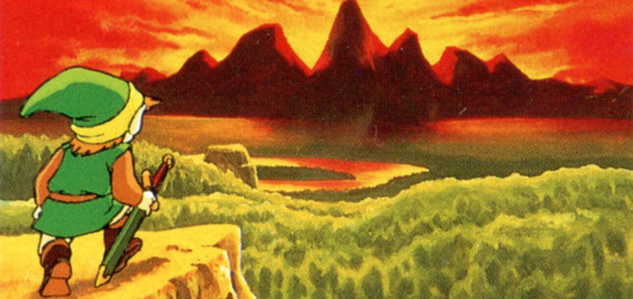 The Legend of Zelda Walkthrough