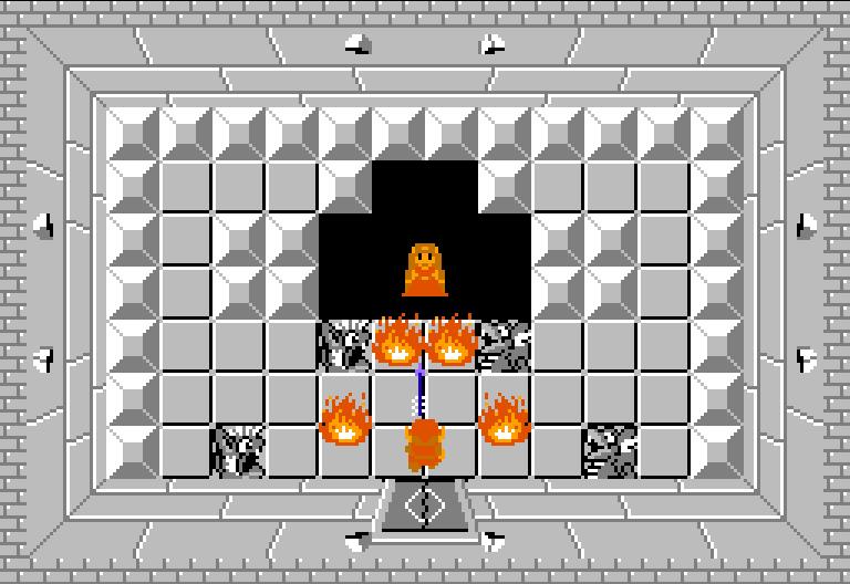The Legend of Zelda Walkthrough - Level 9: Death Mountain