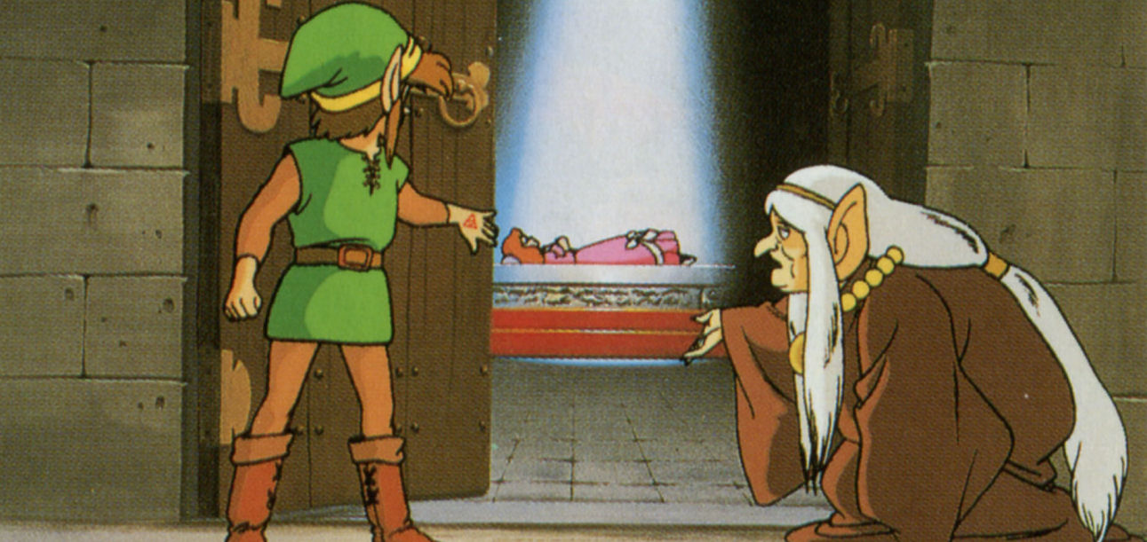 The Adventure of Link Walkthrough