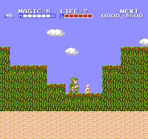 The Adventure of Link Walkthrough - Ocean Palace - Zelda Dungeon