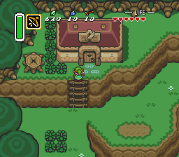 A Link to the Past Walkthrough - Desert Palace - Zelda Dungeon