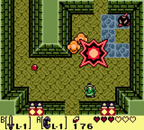 Link S Awakening Walkthrough Key Cavern Game Boy Color