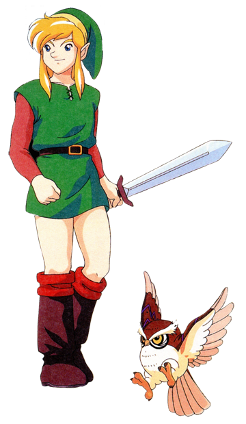 Link and the Owl