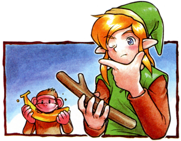 Monkey and Link