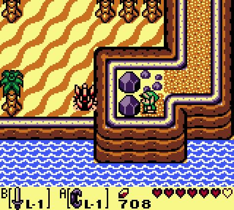 Link S Awakening Walkthrough Angler S Tunnel Zelda Dungeon