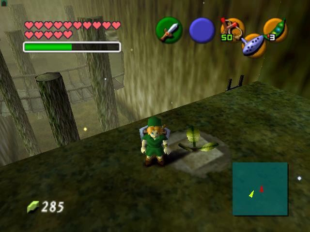 Ocarina of time forest stage prizes images