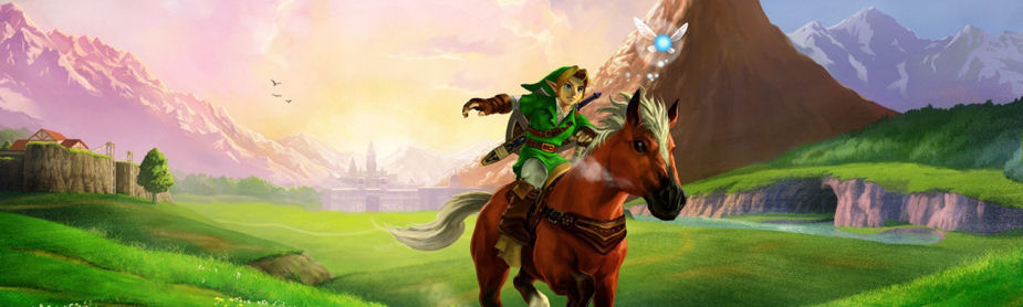 Ocarina of Time Walkthrough Banner