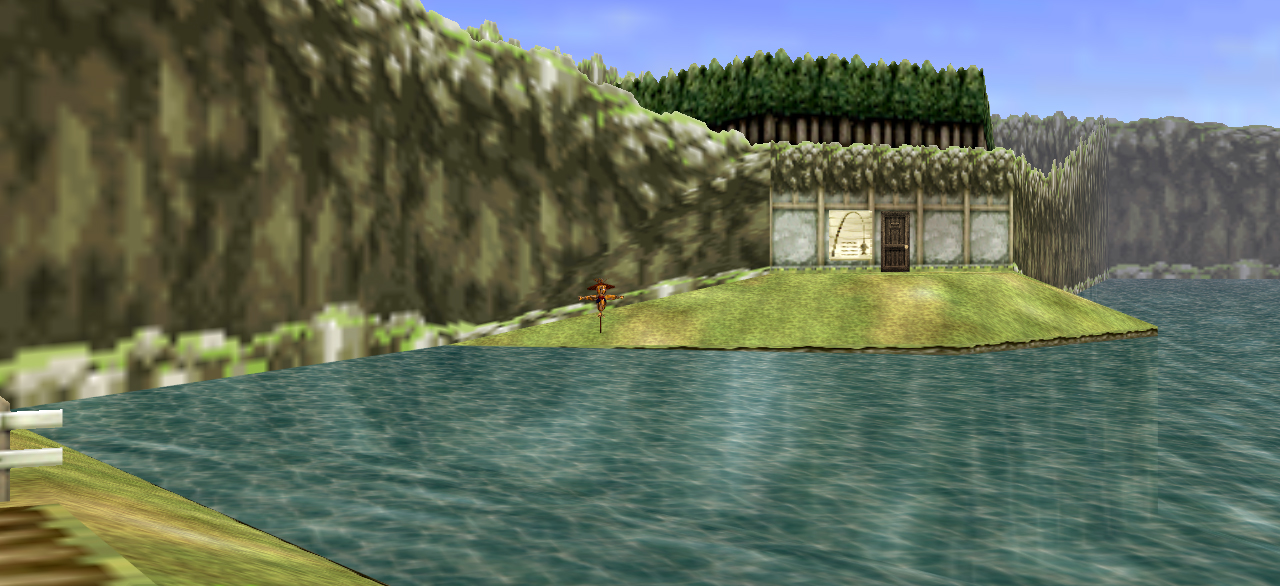 Lake hylia characters the legend of zelda: ocarina of time wiki.