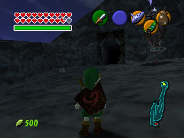 Great Fairy Ocarina Of Time