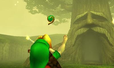Ocarina of Time Walkthrough - Inside The Great Deku Tree