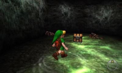 Ocarina of Time Walkthrough - Inside Jabu-Jabu's Belly - Zelda Dungeon