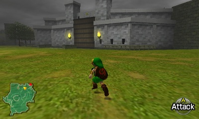 Ocarina Of Time Walkthrough Timely Appearance Zelda Dungeon