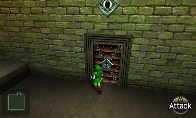 Ocarina of Time Walkthrough - Forest Temple - Zelda Dungeon