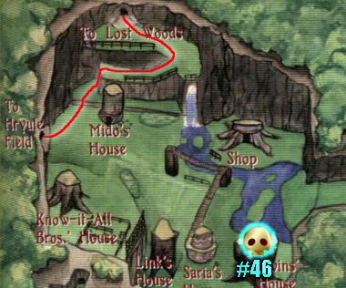 Ocarina Of Time Walkthrough Forest Temple Zelda Dungeon