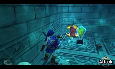 Ocarina of Time Walkthrough - Water Temple - Zelda Dungeon