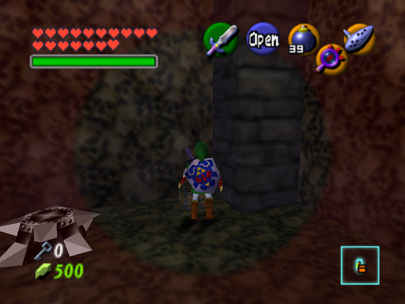 Ocarina Of Time Walkthrough Shadow Temple Zelda Dungeon