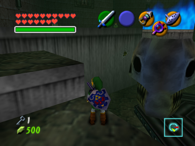Second Skull Room This room has three spinning skulls this time. You can blow them up if you want to but itu0027s just some random goodies (magic jars hearts ... & Ocarina of Time Walkthrough u2013 Shadow Temple u2013 Zelda Dungeon pezcame.com