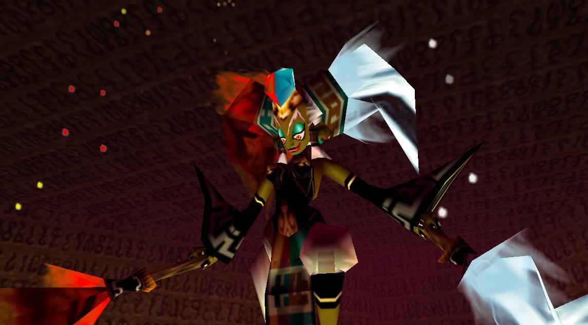 Ocarina of Time Master Quest Walkthrough - Spirit Temple