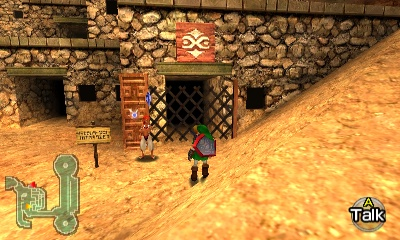 Ocarina of Time Gerudo Training Ground and Ice Arrow Guide