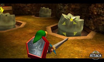 Ocarina of Time Gerudo Training Ground and Ice Arrow Guide