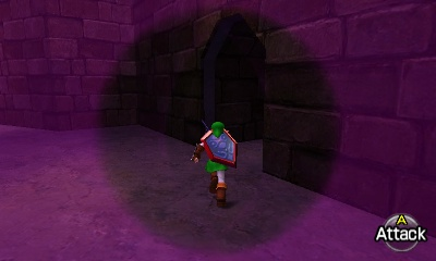 Ocarina of Time Walkthrough - Ganon's Castle - Zelda Dungeon