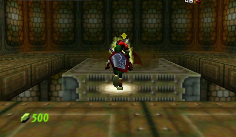Ocarina Of Time Master Quest Walkthrough Ganon S Castle