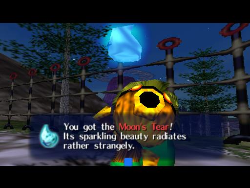 Majora's Mask: Walkthrough