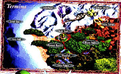 Majora S Mask Maps