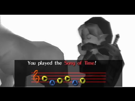 Majora's Mask: Ocarina Songs