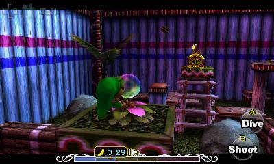 Majora's Mask Walkthrough - Southern Swamp - Zelda Dungeon