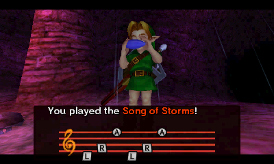 Majora's Mask Walkthrough - Well and Ikana Castle - Zelda Dungeon