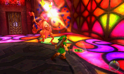 Majoras Mask Walkthrough The Moon Zelda Dungeon