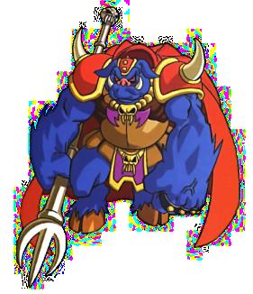The Evil King Ganon