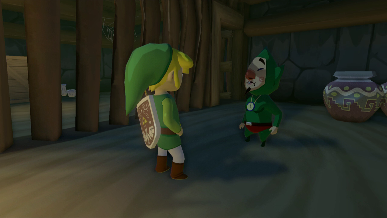 The Wind Waker HD Walkthrough - Zelda Dungeon