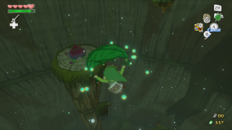 zelda the wind guides you chest