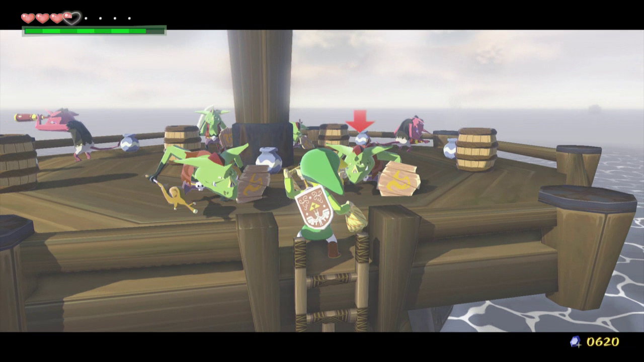 The wind waker walkthrough nayrus pearl zelda dungeon from five eye reef link can travel one screen north and one screen east to reach stone watcher island while there is nothing in particular to do at the mozeypictures Choice Image