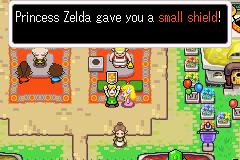 The Best Legend of Zelda SmallShield