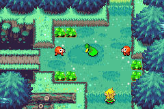 Zelda minish cap walkthrough