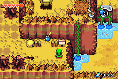 legend of zelda minish cap apk