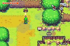 Zelda minish cap walkthrough
