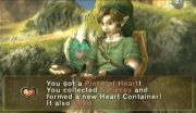 ...and retrieve the heart piece