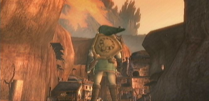 Twilight Princess Walkthrough - Death Mountain - Wii Version
