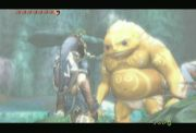 A Goron appears.