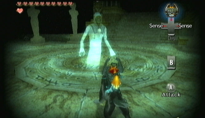 Twilight Princess Walkthrough - Arbiter's Grounds - Wii