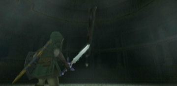 Death Sword as seen by human link