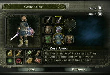 Equip the Zora Armor and Iron Boots
