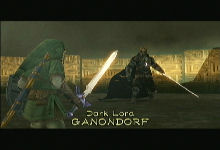 Fourth Round: Dark Lord Ganondorf