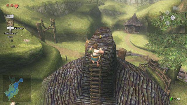 Twilight Princess Walkthrough Ordon Village Zelda Dungeon
