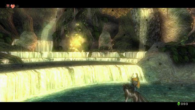 Twilight Princess Walkthrough - Faron Woods: Twilight