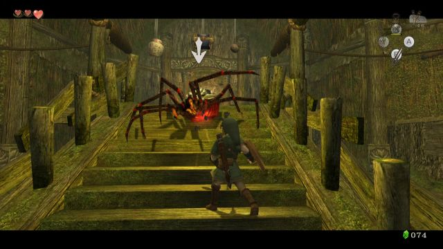 Twilight princess walkthrough